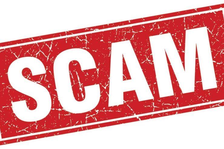scam criptovalute
