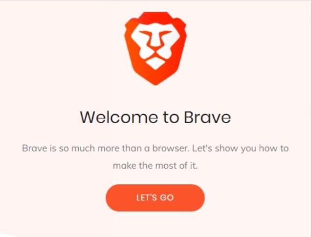 Browser-brave-guida
