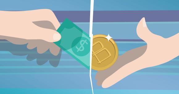 minimo para comprar en Bitcoin