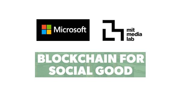 Microsoft y MIT revelan usos del Blockchain para el bienestar social