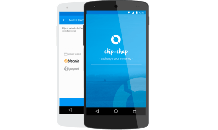 Chip Chap permite comprar bitcoin con tarjetas de crédito