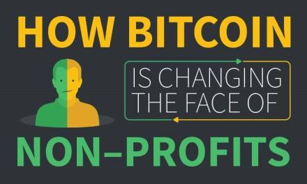 Cómo Bitcoin está cambiando la cara de la organizaciones sin fines de lucro (INFOGRAFÍA)