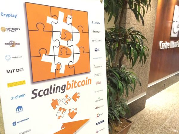 Scaling bitcoin, soluciones para el crecimiento de Bitcoin