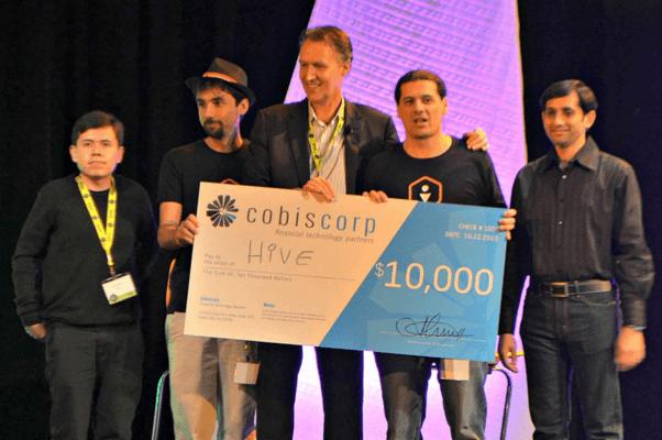 Esta es la innovadora aplicación de Bit2Me que ganó el Fintech Americas
