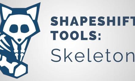 ShapeShift presenta su nueva herramienta Skeleton