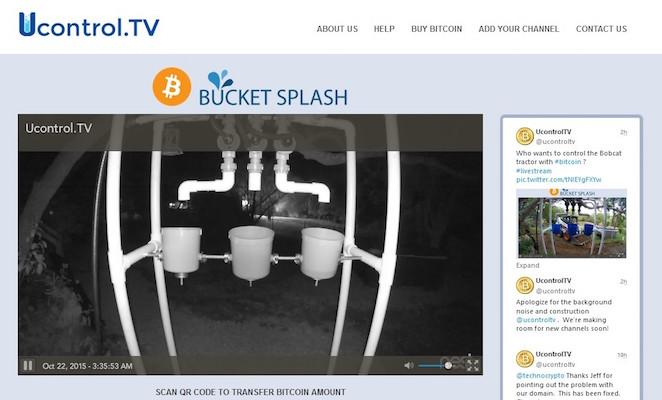 Ucontrol: interactúa con dispositivos desde cualquier parte del mundo mediante bitcoins