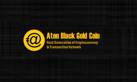 """Fundación NAC anuncia patente de la Tecnología Núcleo de Aten """"Black Gold"""" Coin"""