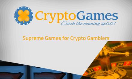 Crypto-games.net ofrece la mejor colección de juegos con criptomonedas