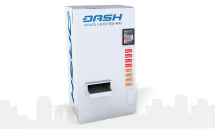 Dash N' Drink: compra gaseosas en máquinas expendedoras con esta criptomoneda