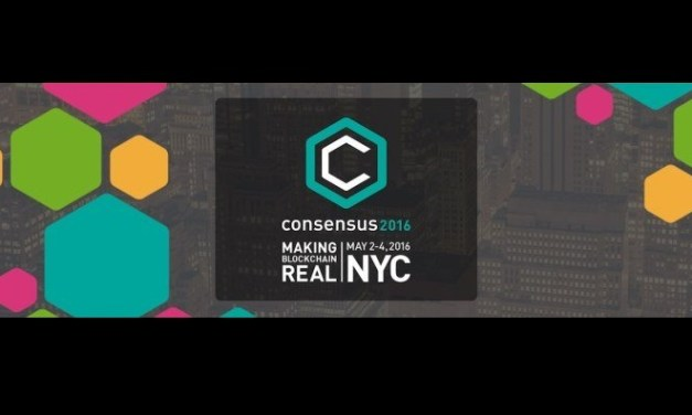 CoinDesk anuncia Consensus 2016 en medio de adquisición por parte del Digital Currency Group