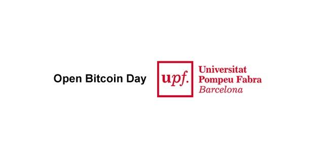 Universidad Pompeu Fabra abrirá sus puertas al segundo Open Bitcoin Day