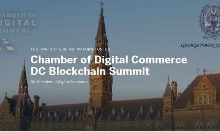 DC Blockchain Summit reunió al sector público y privado para hablar de los desafíos de Bitcoin