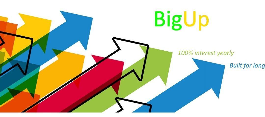 Nueva criptomoneda, BigUp se hace más grande