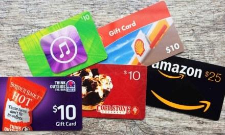 Conozca las 10 mejores opciones para comprar gift cards con Bitcoin