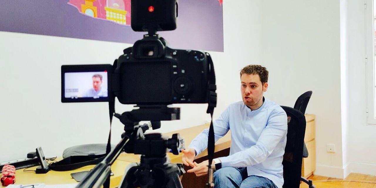"""Alberto Gómez Toribio: """"Que los bancos solo estén interesados en la tecnología blockchain y no en el Bitcoin es un sinsentido"""""""