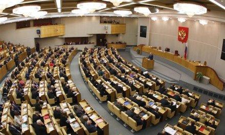 Cámara Baja del Parlamento de Rusia plantea usar blockchain para evadir sanciones económicas