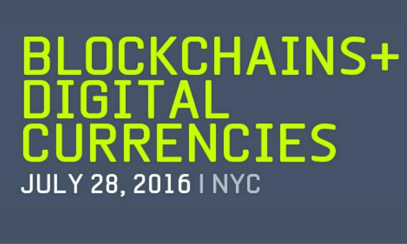 """Conferencia """"Blockchain + Monedas Digitales"""" reunirá a empresas e innovadores de la tecnología"""