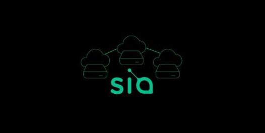 Sia Siacoin Criptomoneda Almacenamiento Blockchain