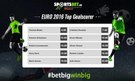 Operador Bitcoin de apuestas deportivas Sportsbet.io listo para el inicio de la Gran Euro 2016