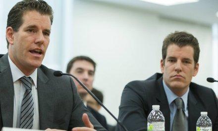 Hermanos Winklevoss aplican a licencia para cotizar valores en BATS Global Exchange