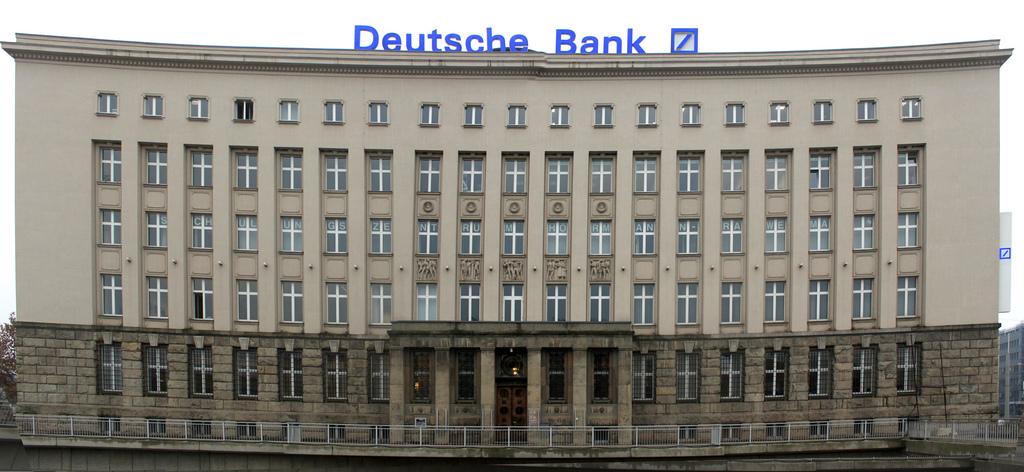 """""""La blockchain revolucionará la banca"""" establece ejecutivo de Deutsche Bank"""