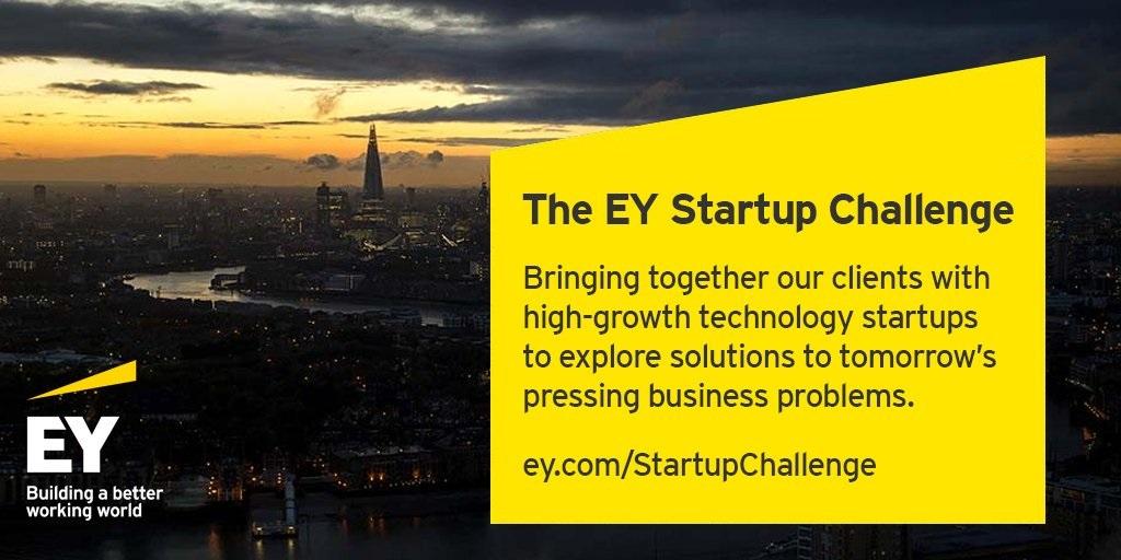 Ernst and Young selecciona a seis startups para su programa de desarrollo