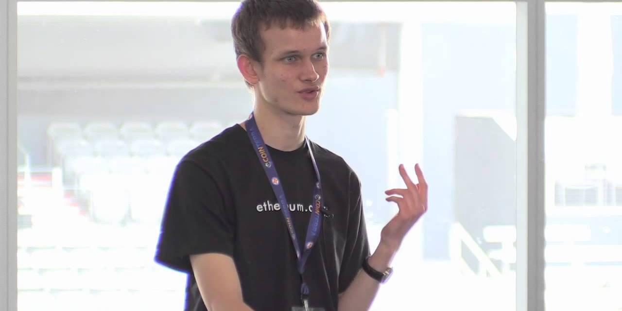 Vitalik Buterin presentará nuevo 'mauve paper' durante el Devcon2