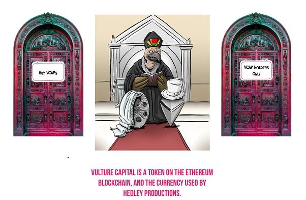 Vulture Capital anuncia nuevos desarrollos siguiendo la iniciativa de crowdfunding de su criptomoneda