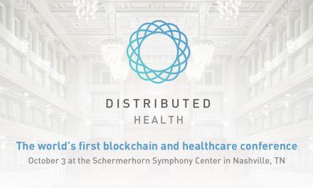 Distribuited: Health, la primera conferencia sobre blockchain al servicio de la salud