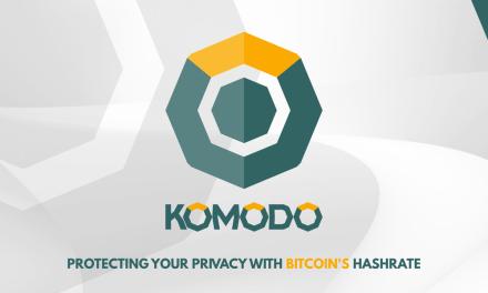 Komodo oferta sus criptomonedas prometiendo aumentar el anonimato y seguridad en las transacciones