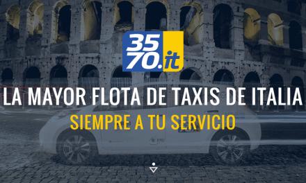 Ya acepta Bitcoin la compañía de taxis más importante de Italia