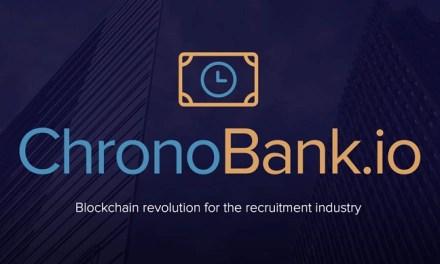 ChronoBank lanza nuevo sitio web de reclutamiento basado en criptomoneda