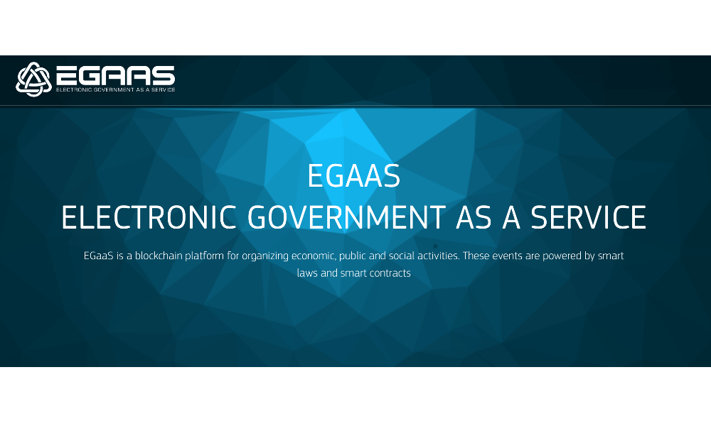 Gobierno Electrónico como un Servicio, eGaaS, entra en fase de prueba beta