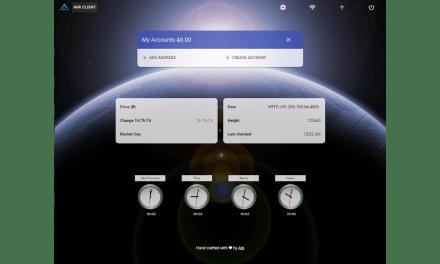 La plataforma criptomoneda ARK devela nueva red de prueba junto con clientes móvil y desktop