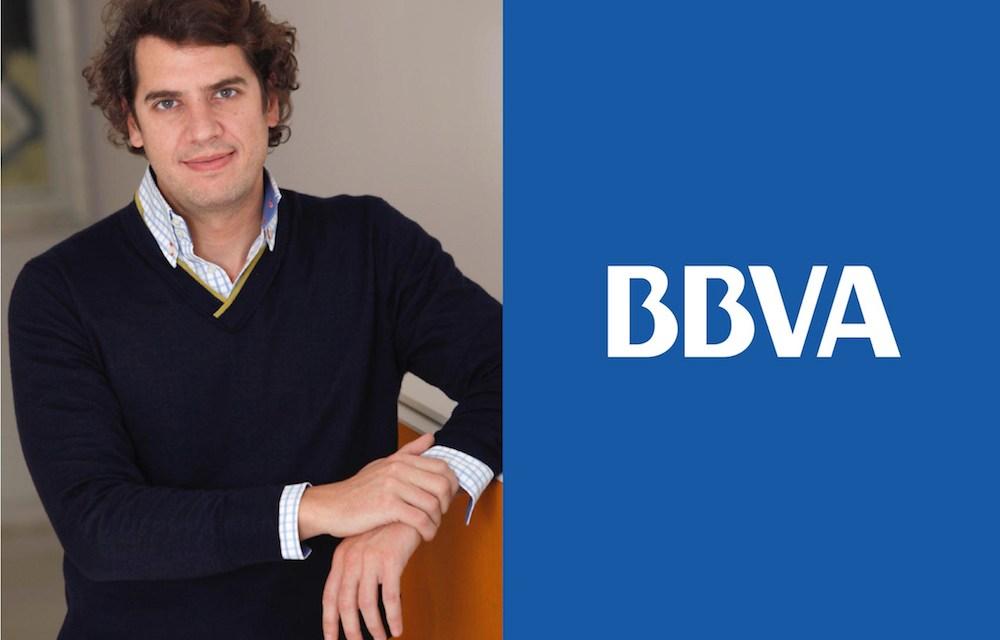 """Carlos Kuchkovsky: """"en BBVA estamos viendo si Blockchain es la solución para las necesidades financieras de las cosas automatizadas y conectadas"""""""