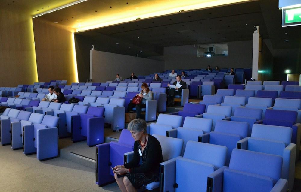Baja asistencia durante el segundo día de Satoshi Roundtable
