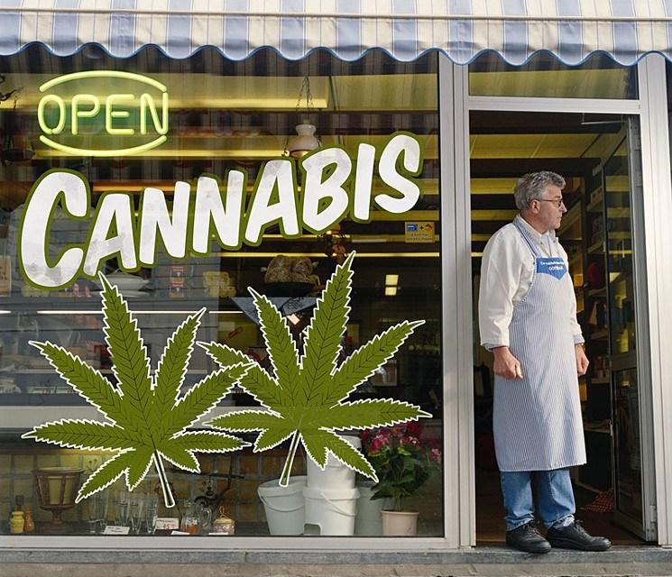 Discuten en Washington prohibir uso de criptomonedas en comercio de marihuana