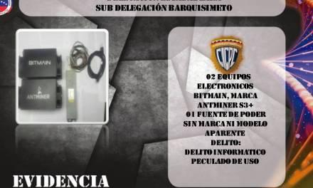Venezuela: detienen a dos sujetos por minar bitcoins con recursos de empresa estatal
