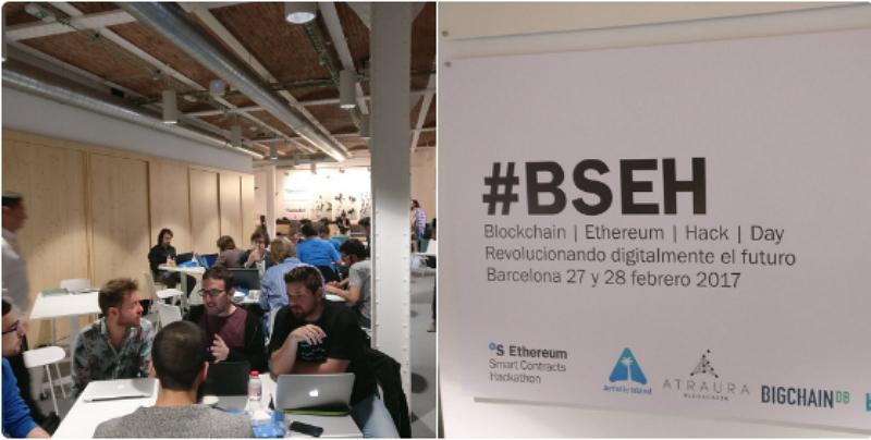 Banco Sabadell celebró Hackathon de Ethereum e impulsará las ideas premiadas