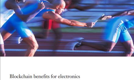 IBM: blockchain aplicada a la electrónica reduciría en 93% costos en tiempo y dinero