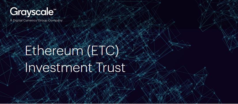 Firma de inversión estadounidense planea introducir Ethereum Classic en el Mercado de Valores