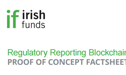 Irish Funds, Deloitte, Deutsche Bank comprueban beneficios de blockchain para reportes regulatorios