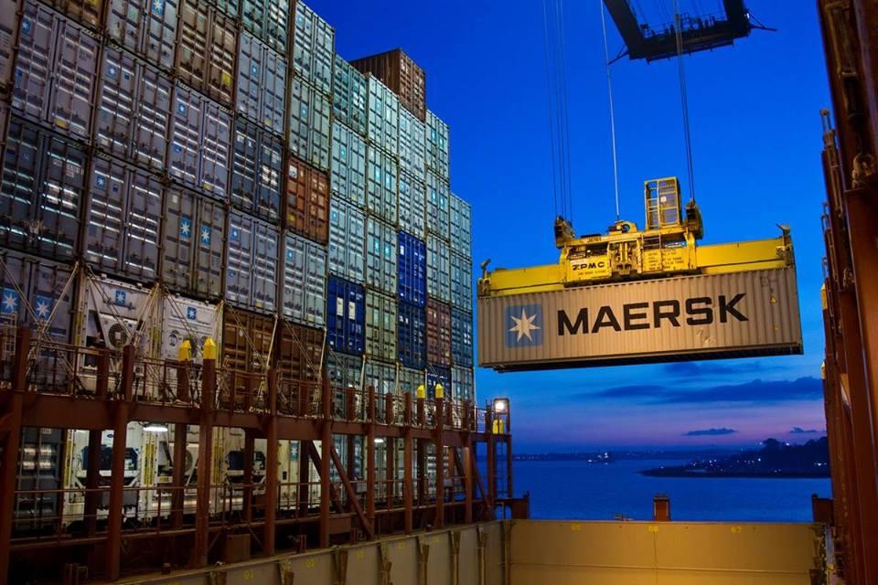 Operador de envíos marítimos más grande del mundo pone sus contenedores en la blockchain