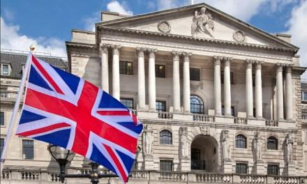 Banco de Inglaterra busca innovar en seguridad financiera con blockchain
