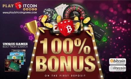 La plataforma casino PlayBitcoinGames ofrece una experiencia de apuestas única y grandes premios