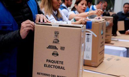 Blockchain como instrumento de legitimidad política: a propósito de las elecciones en Ecuador