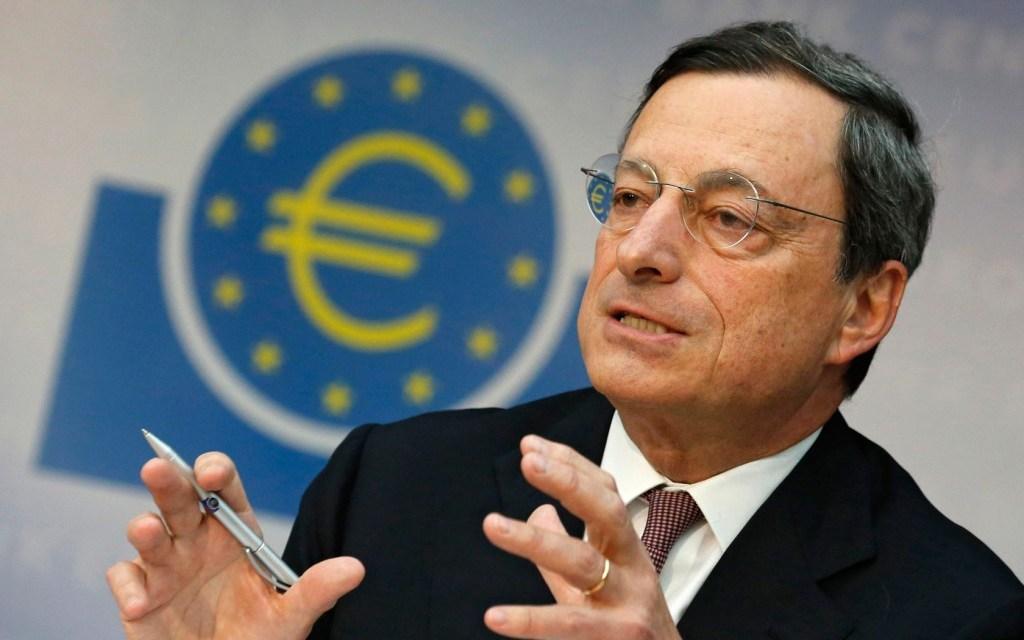 """Banco Central Europeo define a blockchain como """"fuerza transformadora"""" financiera"""