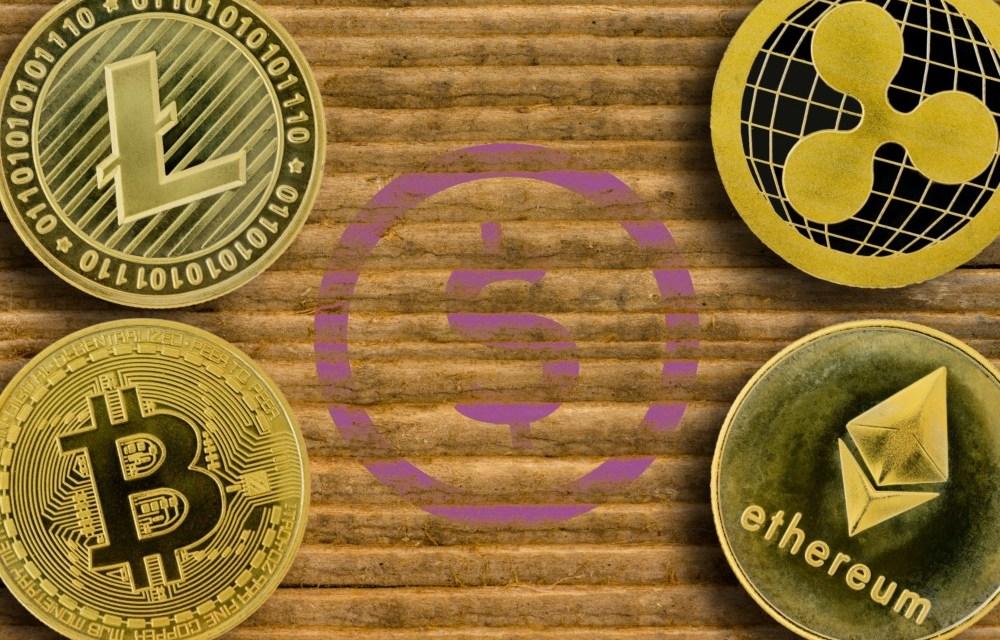 Bitcoin y Litecoin inician semana a la baja mientras Ripple repunta