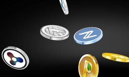 Bajón generalizado en precios de las criptomonedas con mayor capitalización