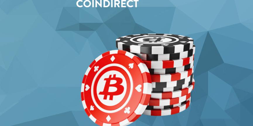 Coindirect ofrece nueva experiencia de apuestas en línea mediante blockchain
